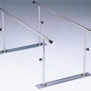 ราวคู่ขนานแบบไม่มีแผ่นไม้ / Parallel bar without board