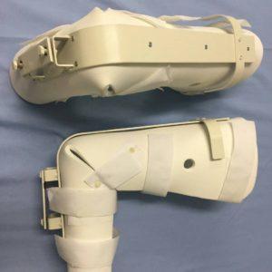 ขาต่อจักรยานกายภาพ / Legs support for spinning